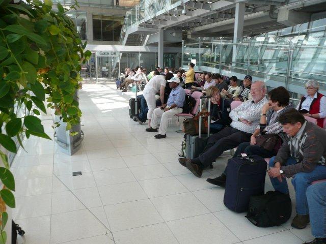 Luchthaven Bangkok